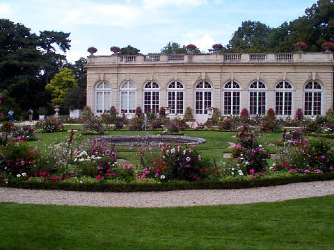 Jardin bagatelle for Bagatelle jardin paris